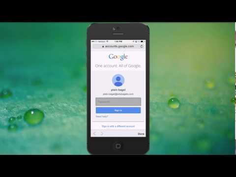 Google Calendar Sync Multiple Calendars on iOS