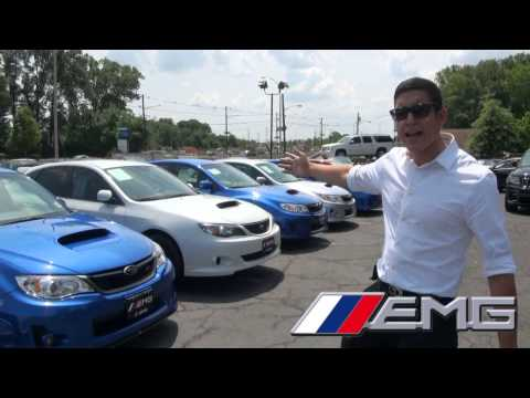 New Jersey Used Subaru WRX Sti Turbo EVO For Sale NJ