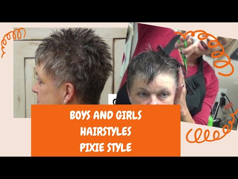 How To Cut:  Short haircuts For Women For Short Hairstyles