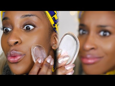 Does it Work?! SiliSponge Review/Demo | Jackie Aina