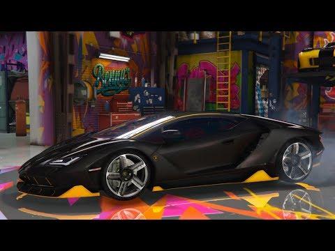 2016 Lamborghini Centenario LP770-4 | GTA 5 | Car Showcase | SyncFX