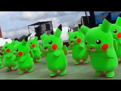 Xxx Mp4 Pokemon Dance Song Baby Shark Songs Pink Pikachu On The Street 3gp Sex