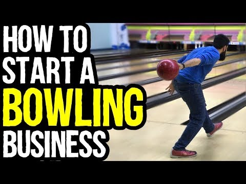 Bowling Alley Business in Pakistan India | Automated & SUPER PROFITABLE | Azad Chaiwala Show