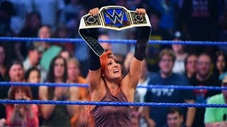WWE Becky Lynch in MAJOR TROUBLE WITH WWE! - HUGE DRAMA Controversies