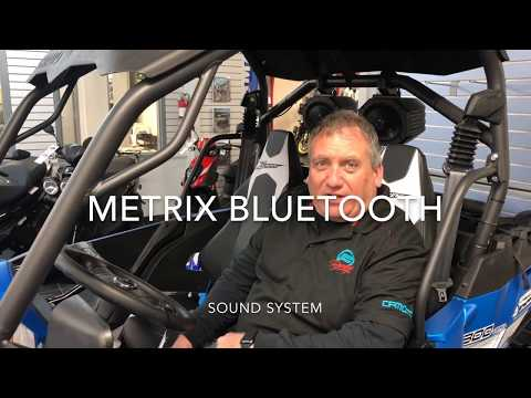 Metrix Bluetooth Sound System