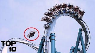Top 10 Most Dangerous Amusement Parks Ever