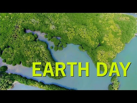 World Earth Day | 22 April 2018