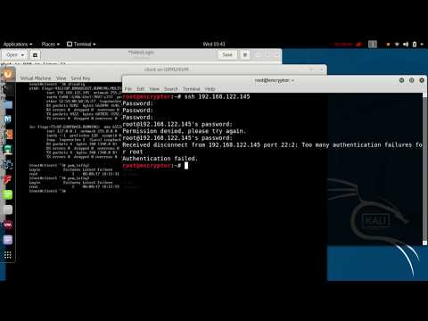 How to lock an account after failed login attempts in linux
