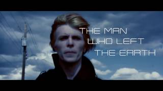 THE MAN WHO LEFT THE EARTH - A Philosophical Legacy of David Bowie