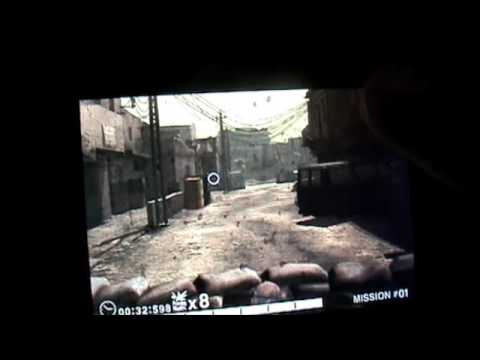 Metal Gear Solid Touch iPod Touch game review