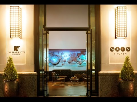 The JW Marriott Houston Downtown Experience