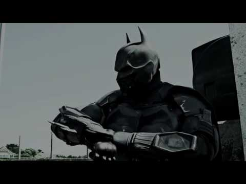 Fully operational Batman BAT-SUIT!