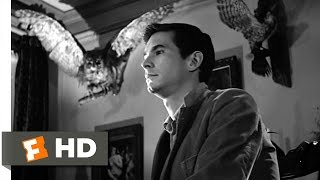 A Boy's Best Friend - Psycho (2/12) Movie CLIP (1960) HD