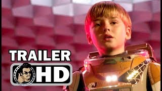 LOST IN SPACE Official Series Announcement Trailer (2018) Netflix Sci-Fi HD