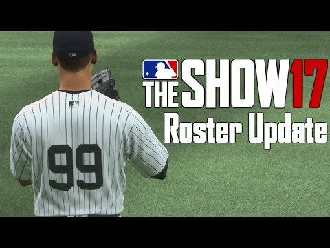 MLB The Show 17 Roster Update Prediction (MLB The Show Roster Update)