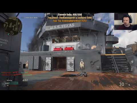 COD WW II MY BEST SESSION EVER! pt16