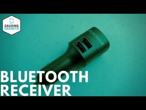 Elecwave Bluetooth Car Kit Review - EB06 - Bluetooth Receiver