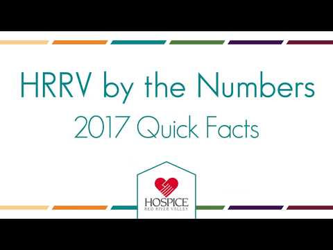 HRRV By the Numbers 2017