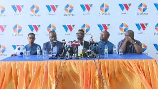 Live: Mtendaji Mkuu Wa Wasafi Tv #diamondplatnumz Anaongea Na Waandishi Wa Habari