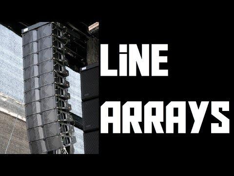 Line arrays explained (AKIO TV)