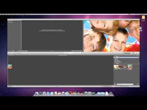 iMovie '11: Importing Photos and Videos