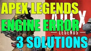 fix apex legends engine error Videos - 9tube tv