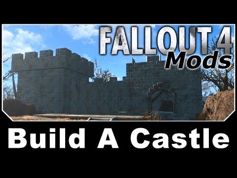 Fallout 4 Mods - Build A Castle