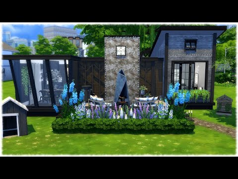 The Sims 4: Speed Build // TUMBLR HOUSE