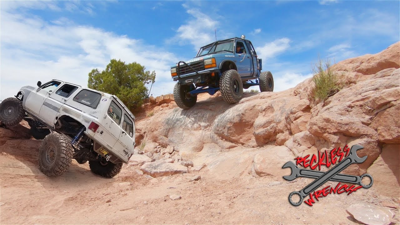 Steel Bender, Moab 2019 - Reckless Wrench Garage