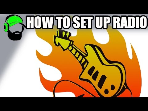 Farming Simulator 17 - How to set up radio with YOUR music