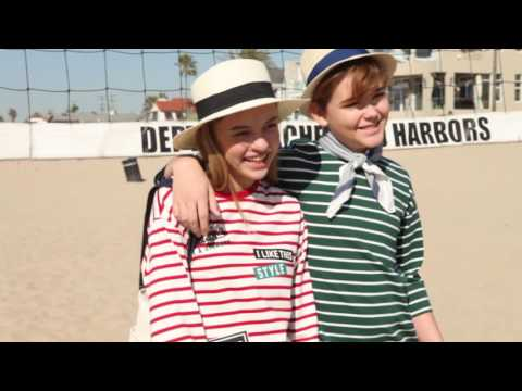 Street wear Kids in Los Angeles with www.thesungwoo.com