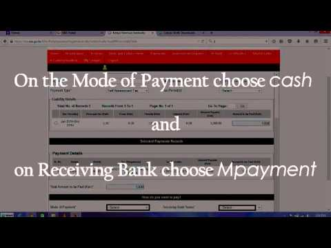 Kenya Revenue Authority: How to make payment of your Returns via M-Pesa on iTax