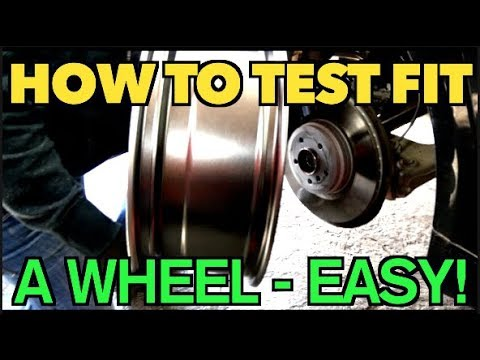 HOW TO TEST A WHEEL (SIMPLE & EASY!)