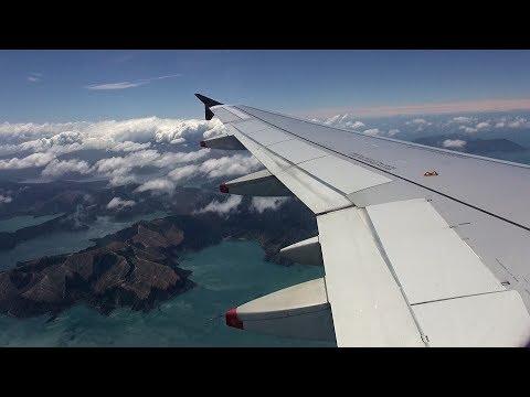 Fly from Sydney to Wellington aboard Air New Zealand Flight No.NZ0842
