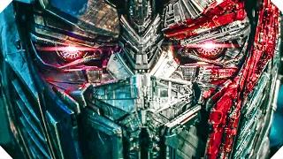 TRANSFORMERS 5 - NOUVELLE Bande Annonce VF (2017)