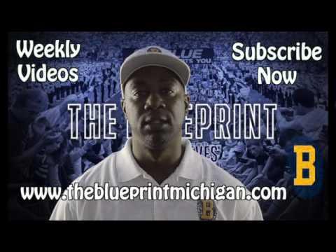 The Blue Print Michigan  Football Recruiting Update October
