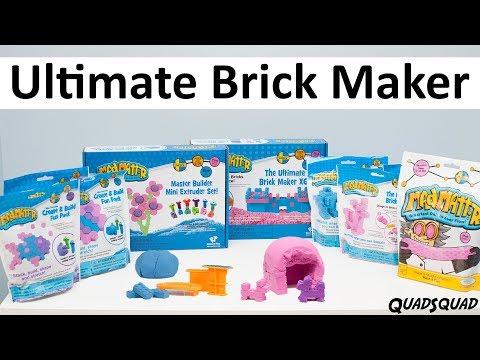 Ultimate Brick Maker REVIEW - Mad Mattr
