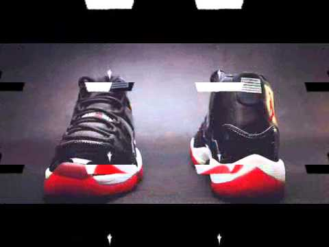 Air Jordan Retro 11 XI Bred for sale online store