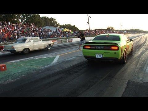 REAL STREET CARS No Prep Racing, Flashlight Start