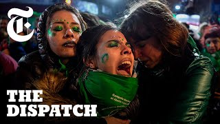 Understanding Argentina's Abortion Debate: Both Sides of the Issue | Dispatches
