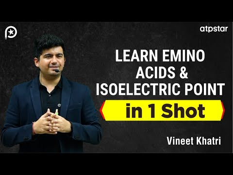 Learn Amino Acids in 1 shot - By VK Sir