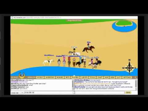 Horse Isle 2 Extravaganza