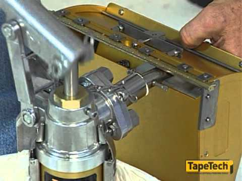 Using the TapeTech Power Assist Finishing Boxes