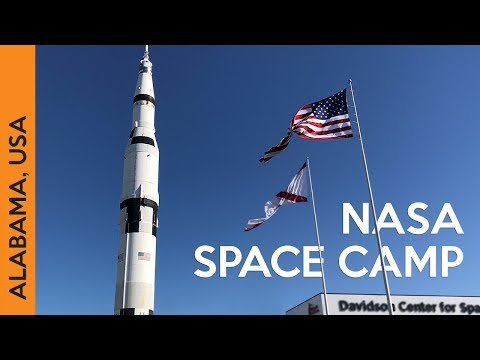 Huntsville, Alabama Space Center: Visiting NASA!!!