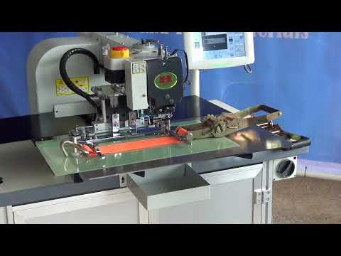 High speed lashing straps sewing machine, ratchet straps sewing machine
