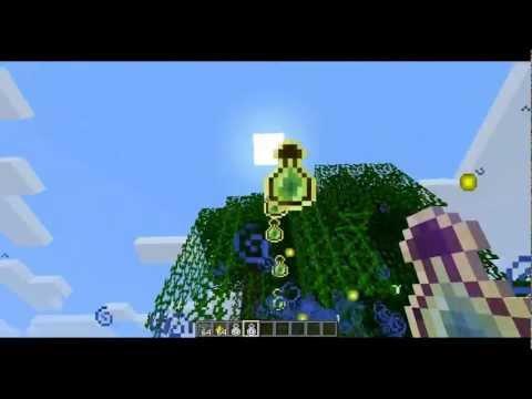 Minecraft 1.2.5 Mod Spotlight XP Bottle Mod
