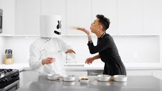 Marshmello & James Charles Have A Cake Decorating Contest | Cooking with Marshmello