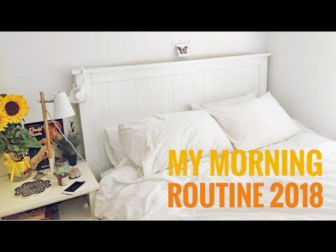 MY WEEKEND MORNING ROUTINE 2018 | 🌟 Asha Tregear