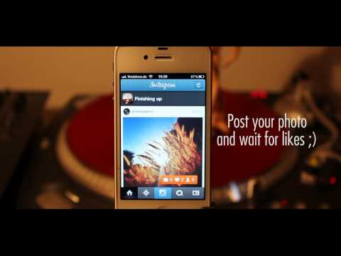 How to get more Followers and Likes on Instagram (Instatag app)