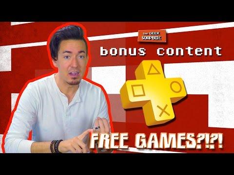 Free Games?!?! - TGS 0302 Bonus Content